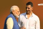 12 Times PM Modi's Comments, And Akshay Kumar's Questions, Left UsSpeechless