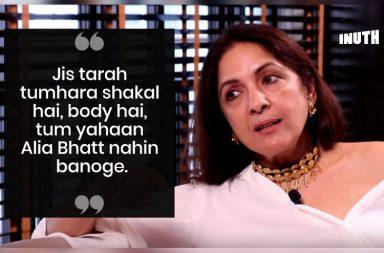 Neena Gupta, Neena Gupta movies, Neena Gupta Badhaai Ho, Neena Gupta daughter, Neena Gupta Masaba Gupta, Bollywood racism