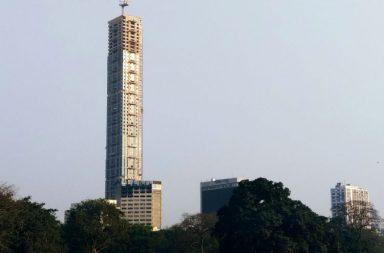 The_42_Kolkata skyscraper