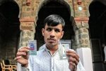 To Help Visually-Impaired Voters, EC Hands Out Braille-Coded VoterCards