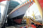 Indian Navy's INS Imphal Is Difficult To Detect OnRadars