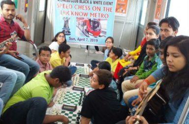 lucknow metro chess