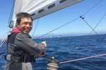 """Anything's Possible"", Says Visually-Impaired Sailor After Completing Non-Stop Pacific Voyage"
