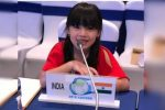 This 7-Year-Old Manipuri Girl Will Soon Be The Youngest Indian To Address The United Nations