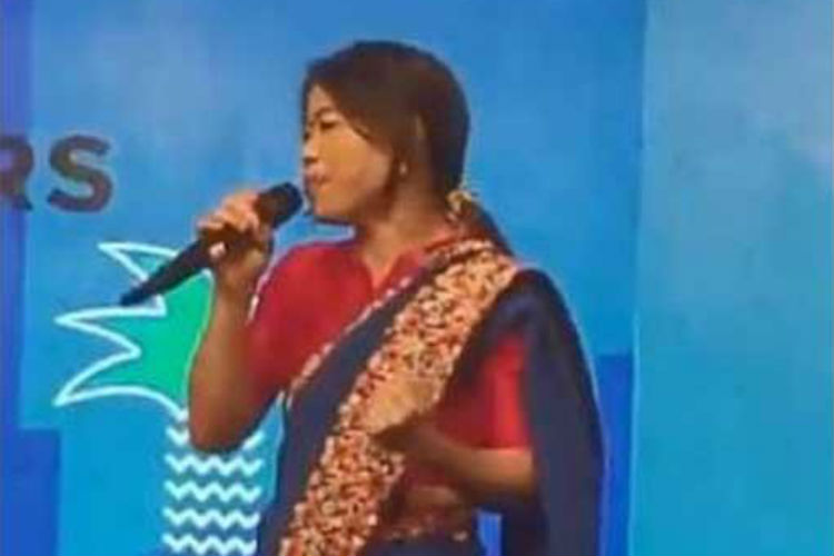 Mary Kom Packs A Punch With Her Singing Skills