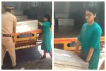 Thrissur Collector Wins Hearts By Carrying Heavy Boxes Of VotingEquipment
