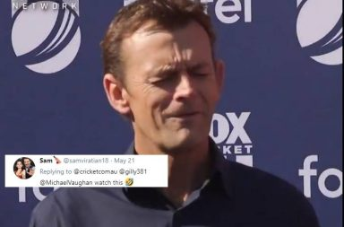 Adam Gilchrist, Adam Gilchrist funny, Adam Gilchrist banter, England vs Australia World Cup, World Cup 2019, World Cup news