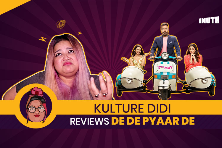 #KultureDidiReviews: Akiv Ali's 'De De Pyaar De' Is A Khichdi That We Don't Want