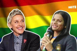 Ellen , Ellen Dutee Chand, Ellen gay, Ellen coming out, Dutee Chand Ellen coming out, Dutee Chand gay