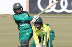 Nida Dar, Nida Dar Pakistan, Nida Dar fastest T20I fifty, Nida Dar 50 off 20 balls, South Africa women vs Pakistan Women 4th T20I, SAW v PAKW 4th T20I, Pakistan women T20I highest score