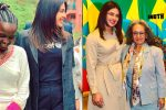 After Cannes, UN Ambassador Priyanka Chopra Meets Ethiopia's First Female President!