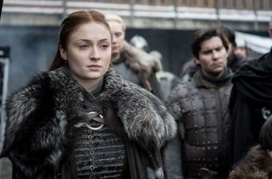 jessica chastain slams game of thrones for using rape as a tool to make a female character stronger, sansa stark, the hound, game of thrones, season 8 got