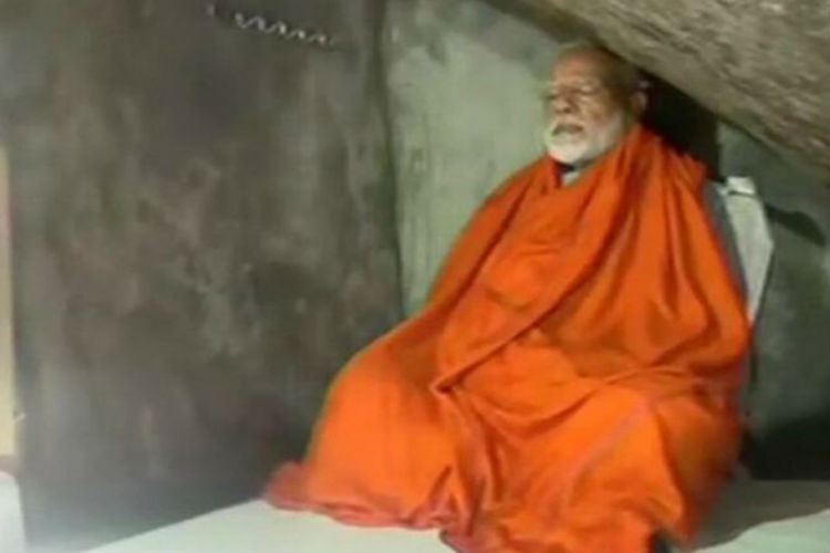 PM Modi's 'Meditation Cave' Has CCTV Cameras, Electric Geyser