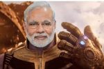 Thanos To Arya Stark: The Meme Fest After BJP's Victory Looks Unstoppable ForNow