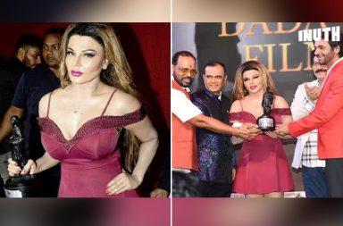 rakhi sawant dadasaheb phalke award, rakhi sawant wins fake dadasaheb phalke award, there are two dadasaheb phalke awards, national award
