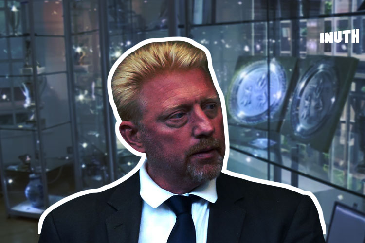 #Heartbreaking: Tennis Legend Boris Becker Auctions Trophies To Pay Off Debts