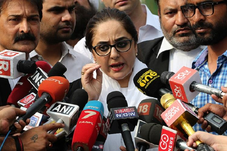 Let's Not Forget That This Woman Lawyer Faced Death Threats During Kathua Trial