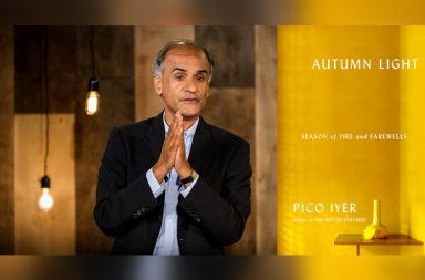 Pico Iyer- Autumn Light