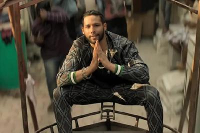 Siddhant Chaturvedi, Siddhant Chaturvedi movies, Siddhant Chaturvedi auditions, Siddhant Chaturvedi Aladdin, Siddhant Chaturvedi Million Dollar Arm