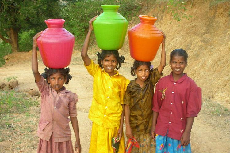 chennai girls water