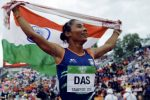 #MuchWow: India's Star Sprinter Hima Das Donates Half Of Her Monthly Salary To Assam's Flood Relief
