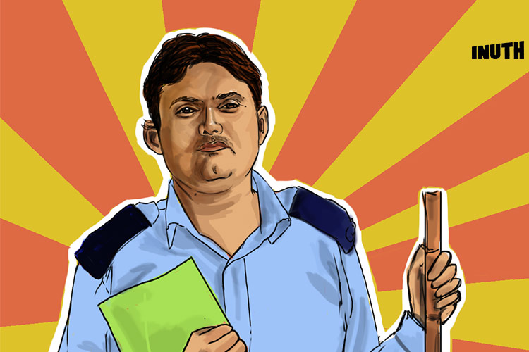 Meet The Security Guard From JNU Who Cleared The Varsity's Entrance Exam