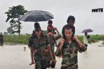 Indian Army Rescues 39 People Stuck in AssamFloods