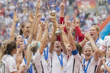 US Women's Soccer