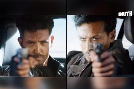 War, War teaser, War trailer, War Tiger Shroff Hrithik Roshan, Hrithik Roshan movies, Tiger Shroff movies