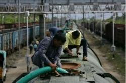 chennai water train