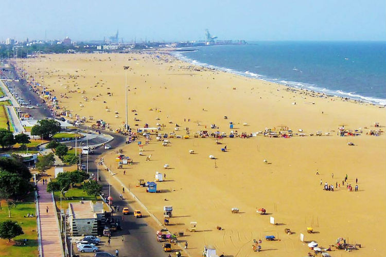 Happy Birthday, Chennai! India's Sixth Largest City Turns 380