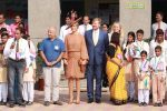 Dutch Royal Couple Visit Delhi Govt School To Witness 'Happiness Curriculum'