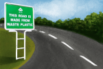 For The First Time In India, You Can Drive On A National Highway Made Of 'Plastic Road'