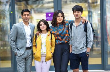 The Sky Is Pink, The Sky Is Pink review, The Sky Is Pink movie review, The Sky Is Pink Priyanka Chopra Jonas, Farhan Akhtar, Aisha Chaudhary