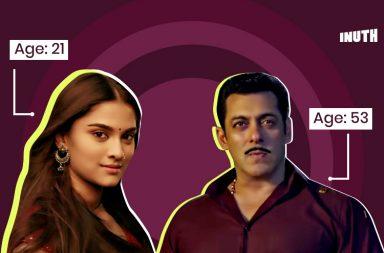 Salman Khan, Salman Khan movies, Salman Khan heroines, Salman Khan young leading ladies, Salman Khan Dabangg 3, Salman Khan Saiee Manjrekar