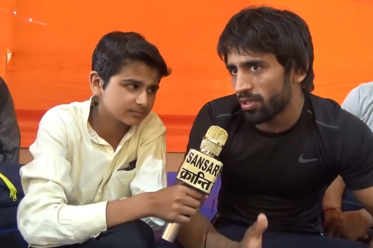 This 12-year-old Haryana 'Reporter' Is Asking Leaders Tough Questions
