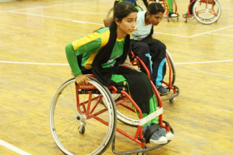 This Kashmiri Para-Athlete Beat All Odds To Play Basketball