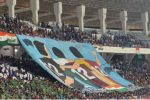 Kolkata Stadium Goes Housefull As Fans Cheer India's FIFA Qualifier Match