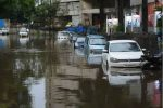 After Bihar, Pune's Roads Turn Into 'Rivers' Due To Rains
