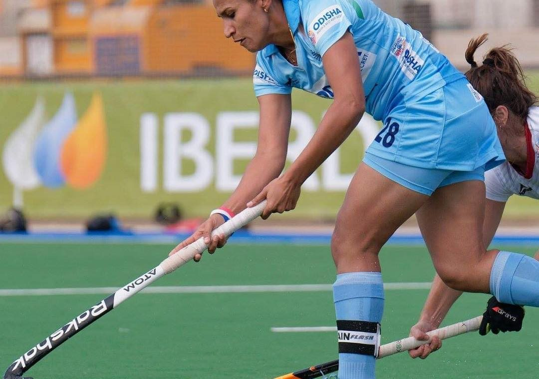 Meet Rani Rampal, Who Will Lead Indian Women's Hockey Team In Olympics