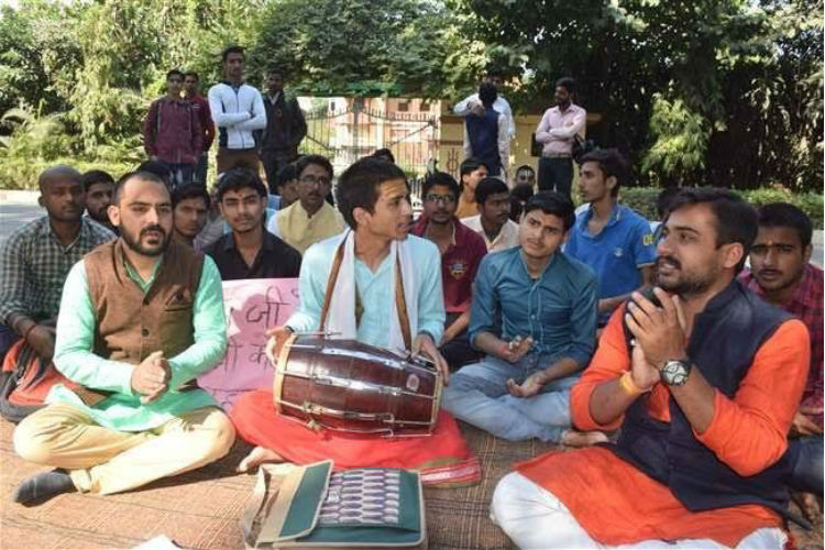 Not Just JNU, Students Are Protesting In These Universities As Well