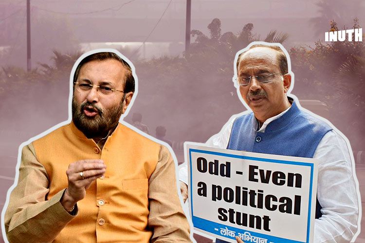 What's Worse? Delhi's Smog Or Politicians' Comments On It