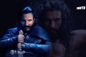 Tanhaji, Tanhaji trailer, Tanhaji Saif Ali Khan, Tanhaji Ajay Devgn, Ranveer Singh Padmaavat, Alauddin Khilji
