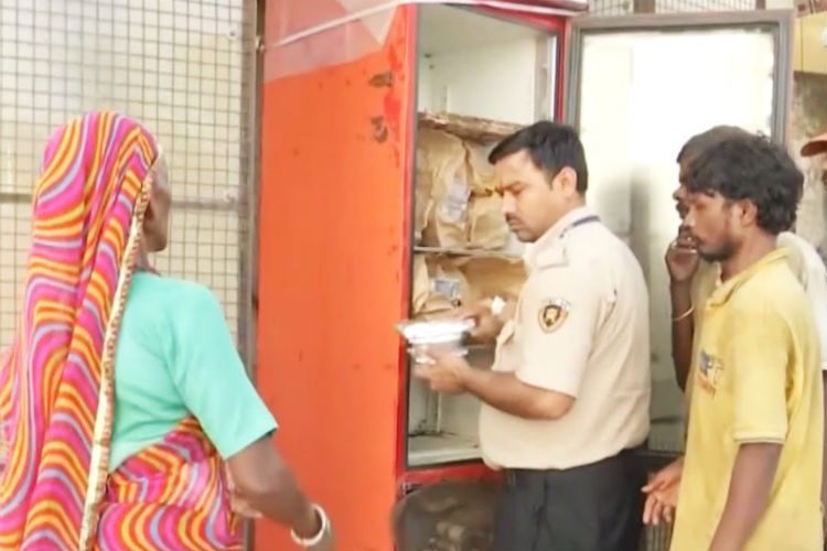 Mumbai Sets Up A Community Fridge To Feed The Hungry