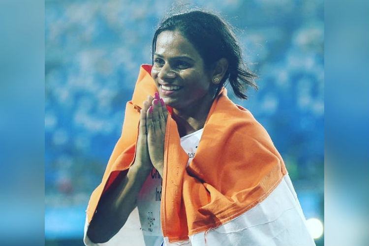 Dutee Chand Named In TIME 100 Next List Of Most Influential People