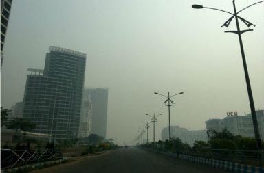 kolkata pollution