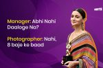 Alia Bhatt's Win Before The Ceremony Began, Shows B'wood Awards Have A Whole New Chill