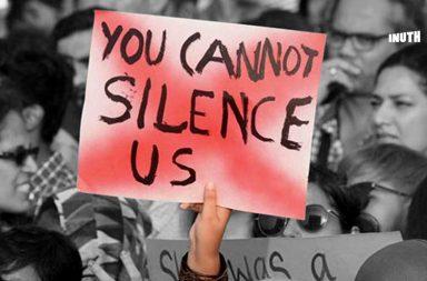 Rape protest feature
