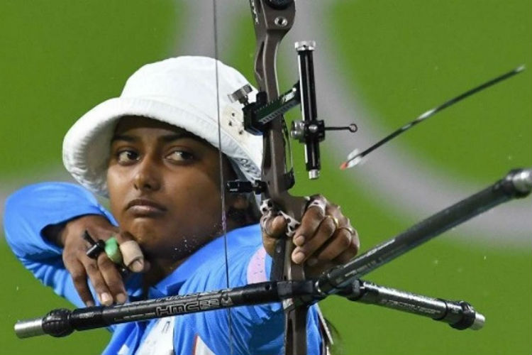 Auto Driver's Daughter Deepika Kumari Earned India An Olympic Quota