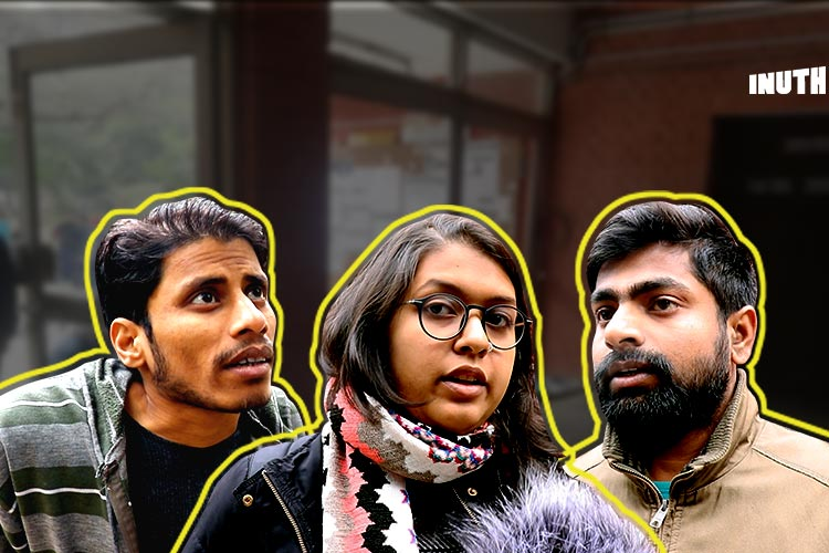 What Exactly Happened In JNU Campus? Students Tell Us